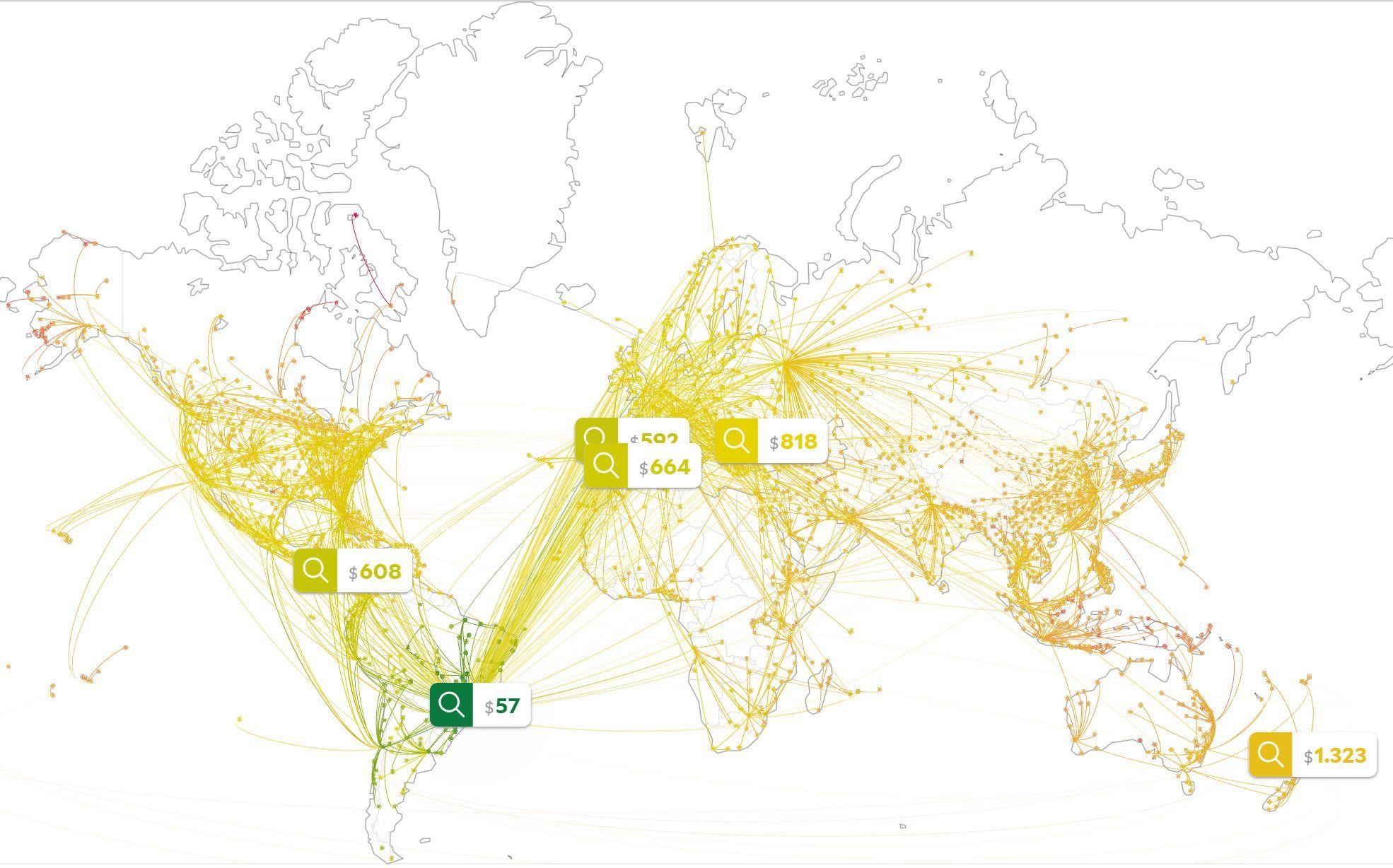 MIT\'s New Travel Platform Finds You Cheaper Flights Around the World ...