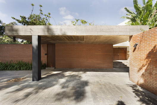 Casa ML / Play Arquitetura. Imagen: © Gabriel Castro