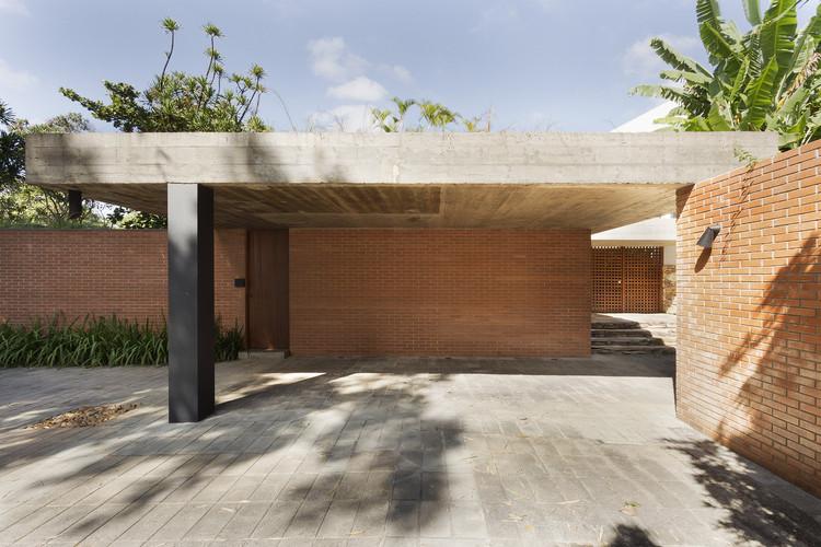Casas brasileras que usan el ladrillo como elemento constructivo, Casa ML / Play Arquitetura. Imagen: © Gabriel Castro