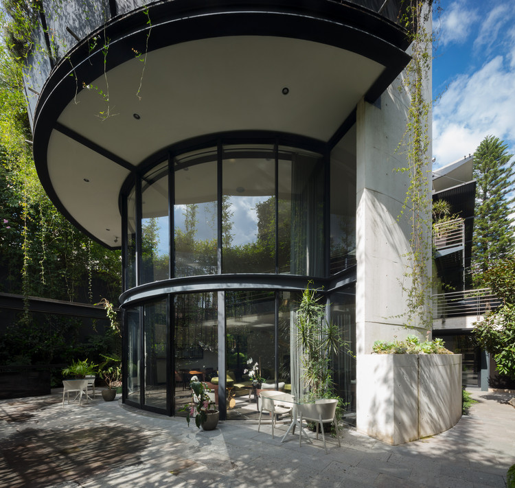 Casa Alpes / Grupo Arquitectura, © Agustín Garza