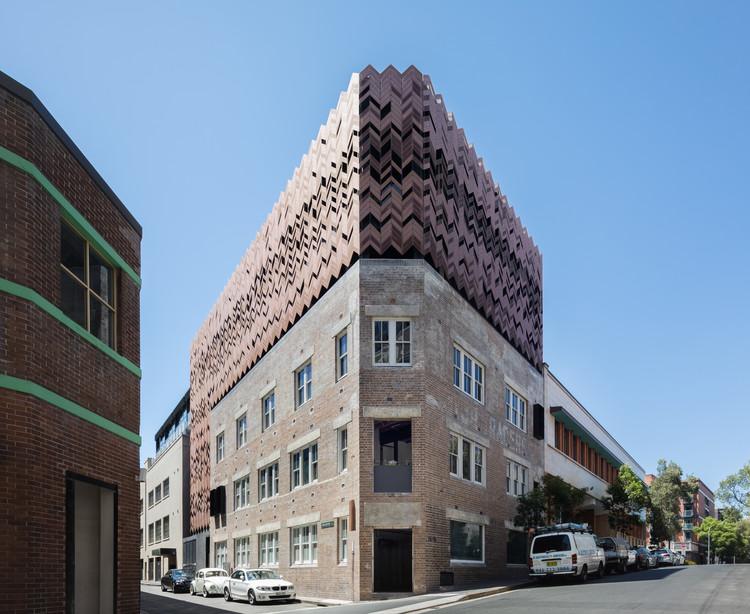 Paramount House Hotel / Breathe Architecture, © Katherine Lu