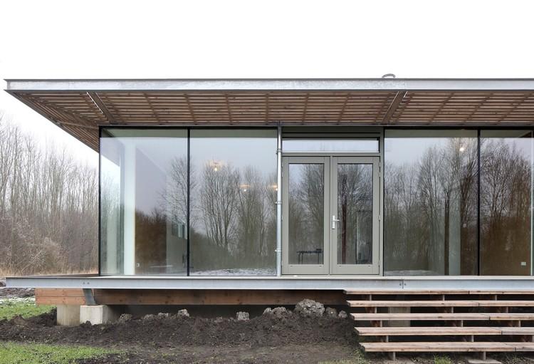 Complejo de viviendas colectivas Oosterwold / bureau SLA, © Filip Dujardin