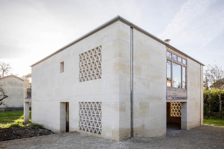 Casa maison individuelle / Perraudin Architectes, © 11h45