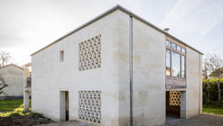 Casa Maison Individuelle / Perraudin Architectes