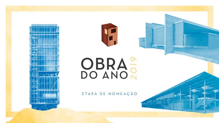 Votações abertas para o Prêmio Obra do Ano 2019