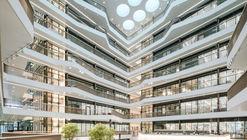 Edifício de Laboratórios Biomedicum / C.F. Møller Architects