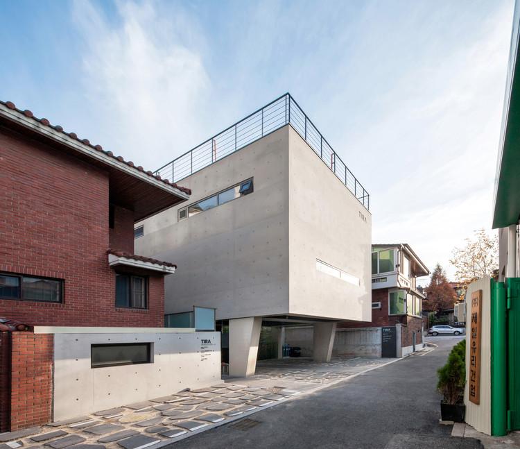 TIRA Office Building / HBA-rchitects, © Woocheol Jung
