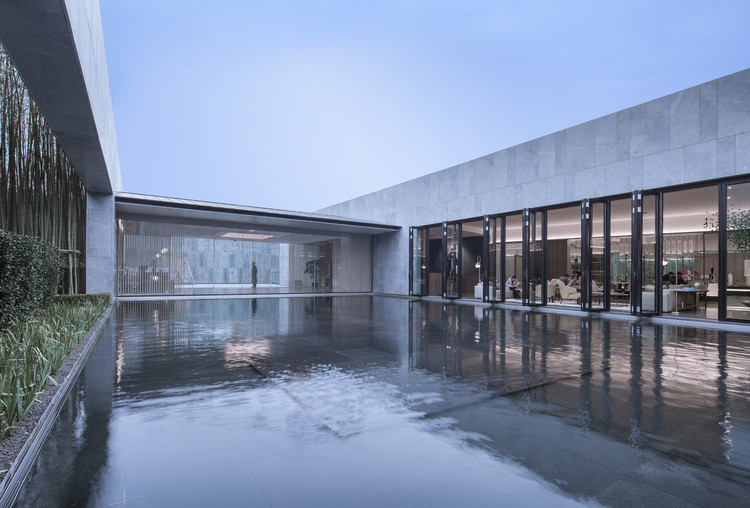 CIFI Tianing Park Mansion / W&R Group, © Yijie Hu