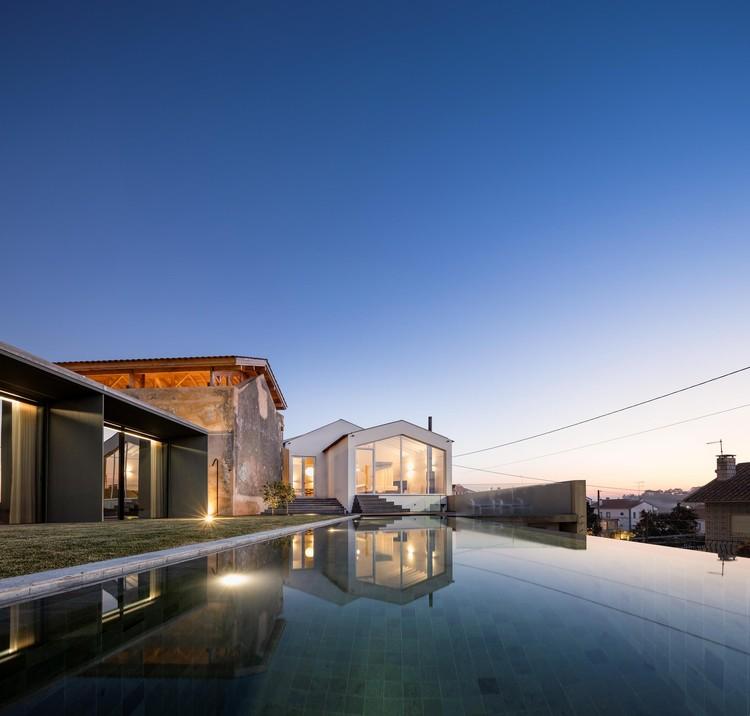 Casa Óbidos / FCC Arquitectura, © Fernando Guerra | FG+SG
