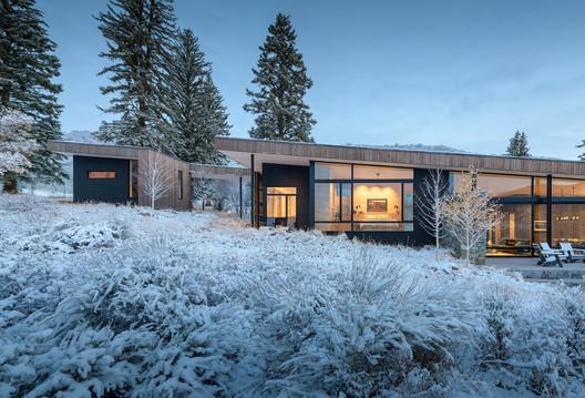 Casa Gammel / CCY Architects