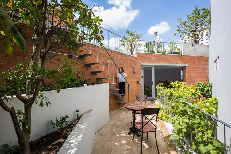 Ha House / VTN Architects, © Hiroyuki Oki