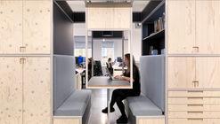 Pocket Living Workspace / Threefold Architects