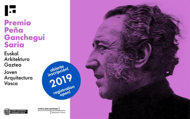 Abren convocatoria del Premio Peña Ganchegui 2019 para arquitectos en el País Vasco