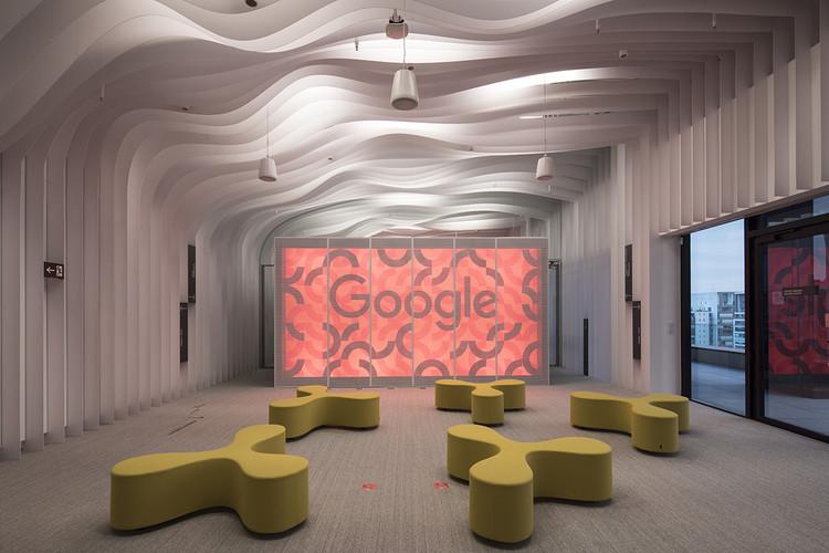 Espaço de Eventos Google São Paulo / BCMF Arquitetos + MACh Arquitetos, © Maíra Acayaba