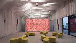 Espaço de Eventos Google São Paulo / BCMF Arquitetos + MACh Arquitetos