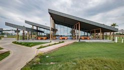 Samsun Golf Club / CAA.Studio