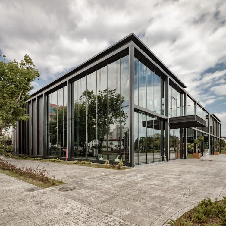 Samsun Multipurpose Hall  / CAA.Studio, © Yerçekim