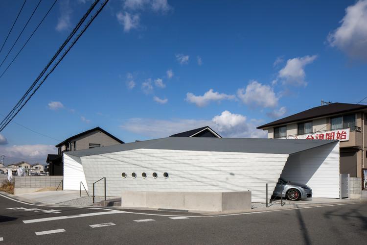 Drive Through House / CAPD, © Kazunori Nomura