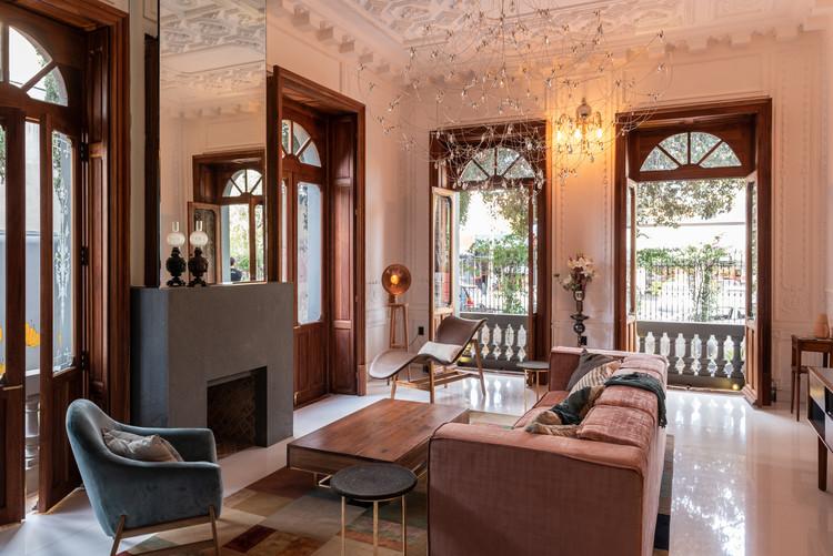 Casa Besign rinde tributo al interiorismo en la Ciudad de Puebla, México, © Jaime Navarro