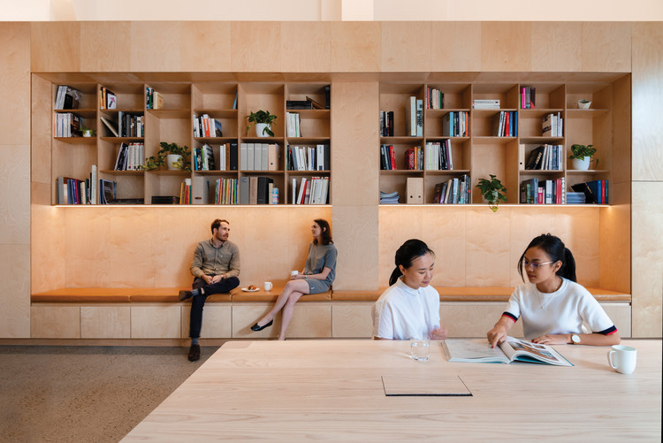 Hayball Sydney Studio / Hayball + Bettina Steffens, Courtesy of Hayball