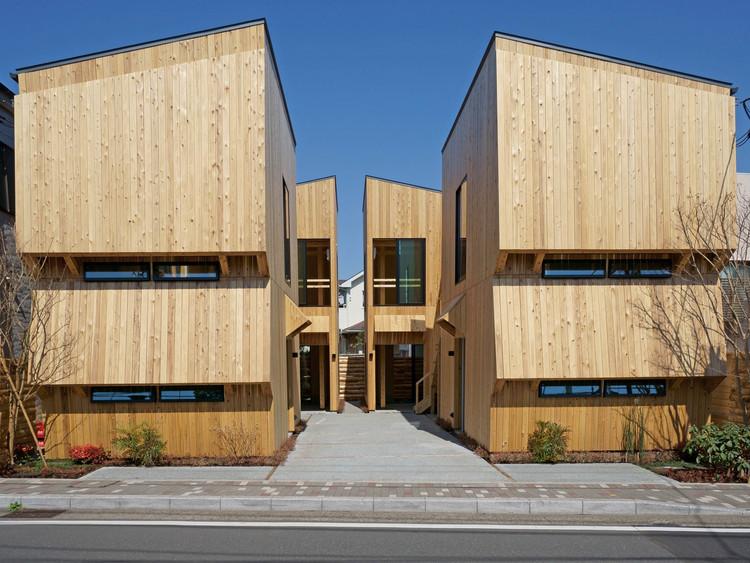 Sasameza / Yuji Tanabe Architects, © Yuji Tanabe