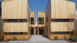 Sasameza / Yuji Tanabe Architects
