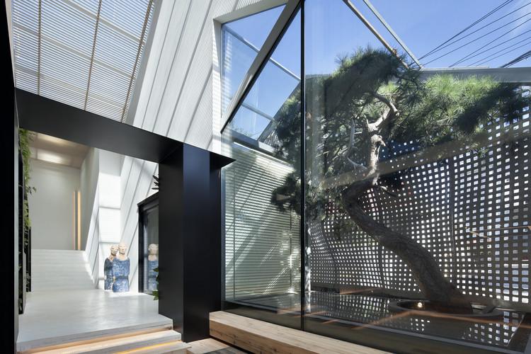 Cultural Space of No. 16 Bangchiao / TanzoSpace Design Office, © Yunfeng Shi