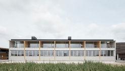 Van Hoorebeke Timber Gent Warehouse / TRANS architectuur I stedenbouw