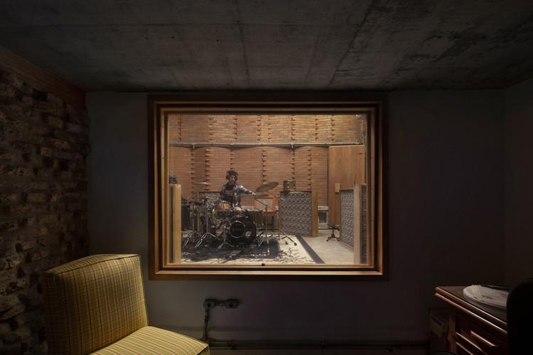 Ciudad Nueva Recording Studio / Grupo Culata Jovai, © Federico Cairoli