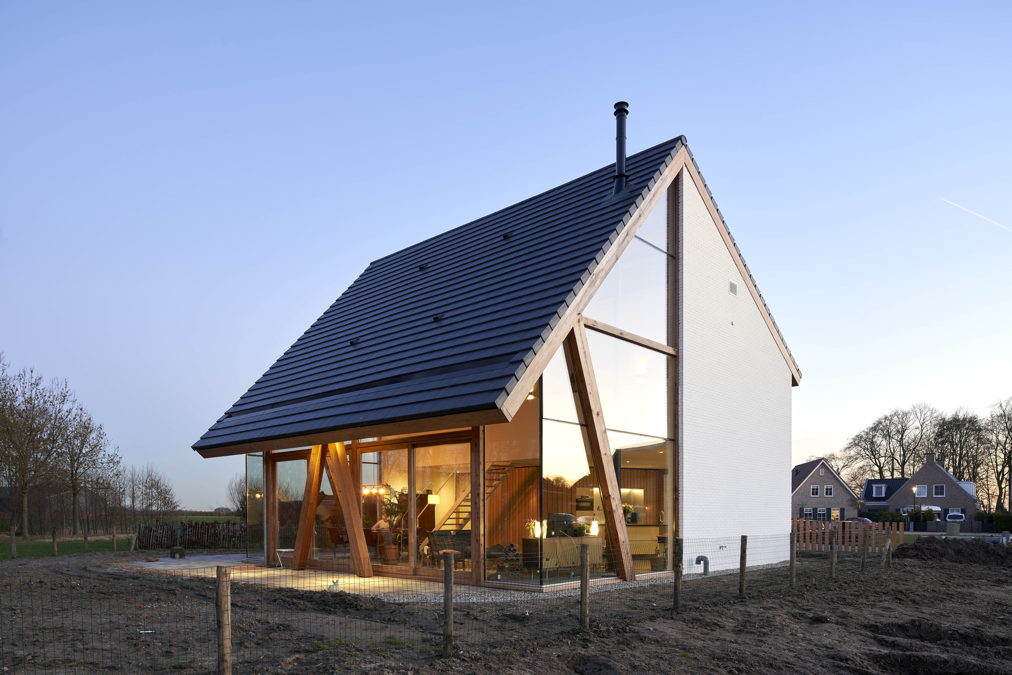 Barnhouse Werkhoven / RVArchitecture