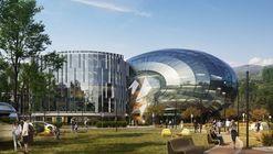 Cavatina Reimagines Polish Public Space with Futuristic City Plan