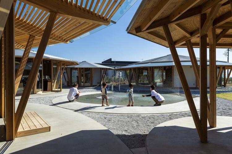 Guardería MUKU / Tezuka Architects, © FOTOTECA - KIDA KATSUHISA