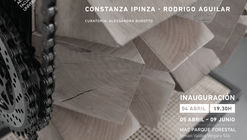 Instalación 'Modular' en el Museo de Arte Contemporáneo de Santiago