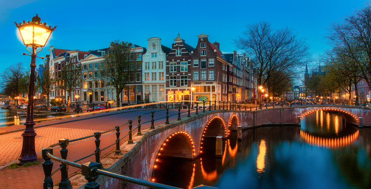 Amsterdã, Países Baixos. Foto: Ali Suliman.