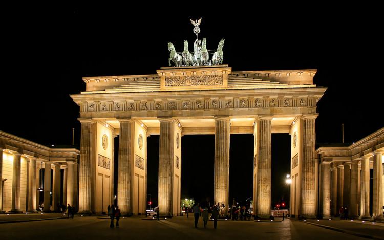 Berlim, Alemanha. Foto: Daniel Mennerich / Flickr.