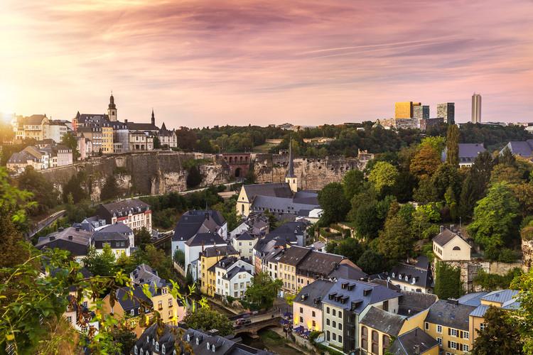 Luxemburgo, Luxemburgo. Foto: Sabino Parente.