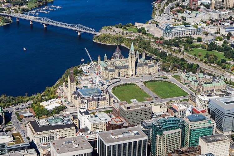 Ottawa, Canadá. Foto: Michael Muraz / Flickr.