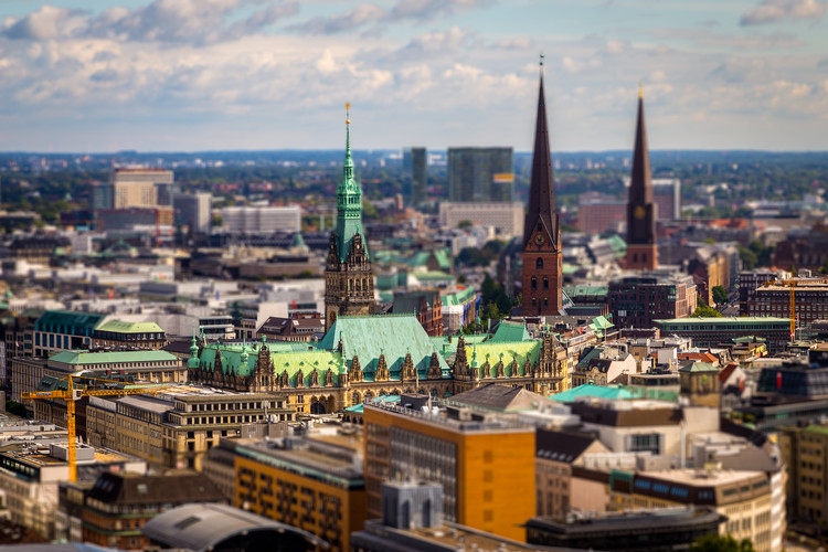 Hamburgo, Alemanha. Foto: Carsten Frenzl / Flickr.