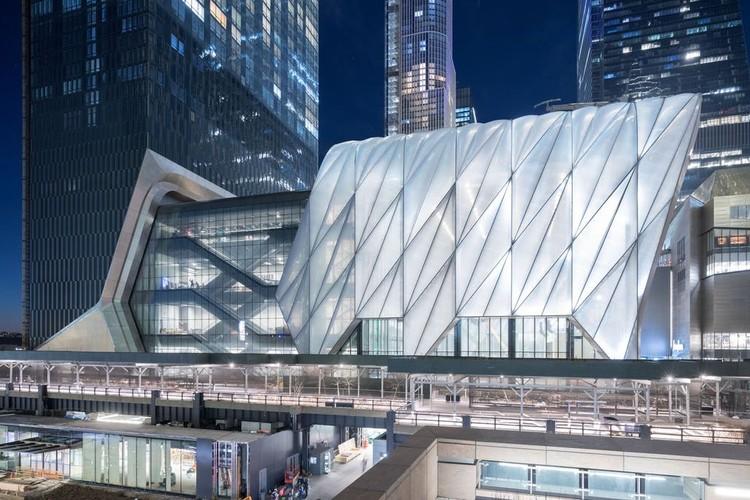 """""""Shed"""" de Diller Scofidio + Renfro é inaugurado em Nova Iorque, The Shed. Imagem © Iwan Baan"""