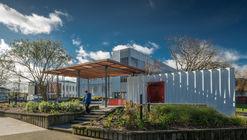 Riddiford Pavilion / Herriot Melhuish O'Neill Architects