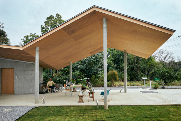 Casa Higashimatsuyama / Kohei Kudo & Associates, © Kai Nakamura , Shinkenchikusha