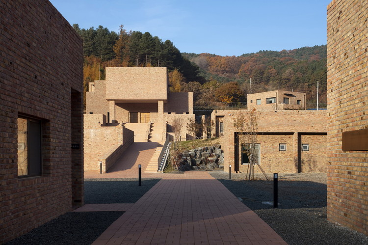Jetavana Buddhist Temple  / Studio GAON, Courtesy of Studio GAON