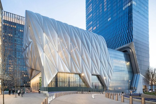 The Shed / Diller Scofidio + Renfro and Rockwell Group. Image © Iwan Baan
