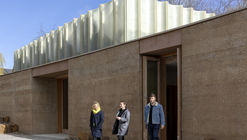 The Weston Visitor Centre and Gallery / Feilden Fowles