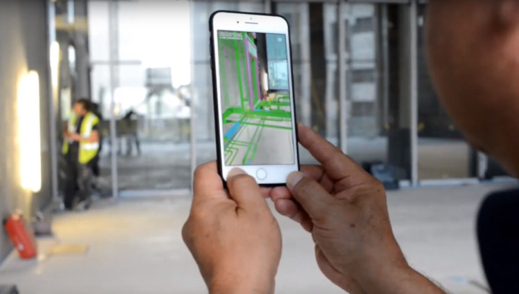9 Augmented Reality Technologies for Architecture and Construction, © GAMMA AR