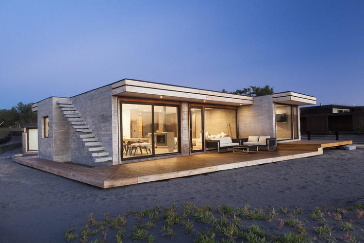 Casa Ortueta / Z arquitectos, © Javier Araneda