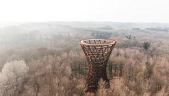 Torre de observación en Camp Adventure / EFFEKT
