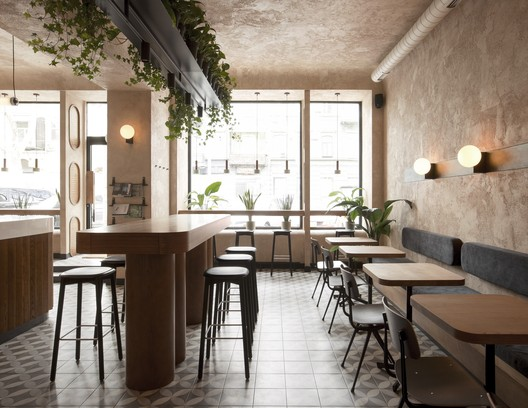 Cafetería Daily / Sivak&Partners