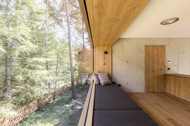 Residência Wohnhaus DRV / Roeck Architekten, © Dominik Rossner