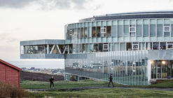 Glasir Tórshavn College / BIG
